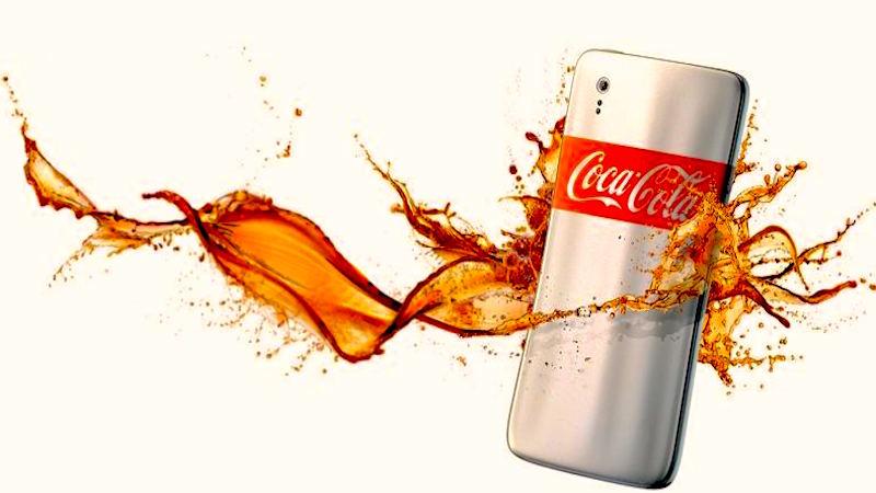 Sau Pepsi, đến lượt Coca-Cola lấn sân kinh doanh smartphone? 1
