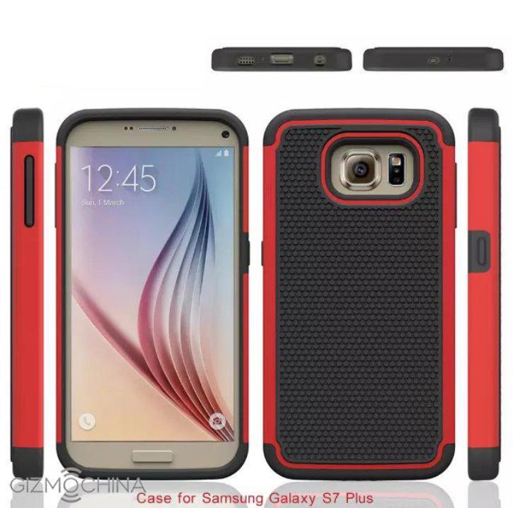 Thiết kế Galaxy S7 và Galaxy S7 Plus tiếp tục rò rỉ qua ảnh ốp lưng 10