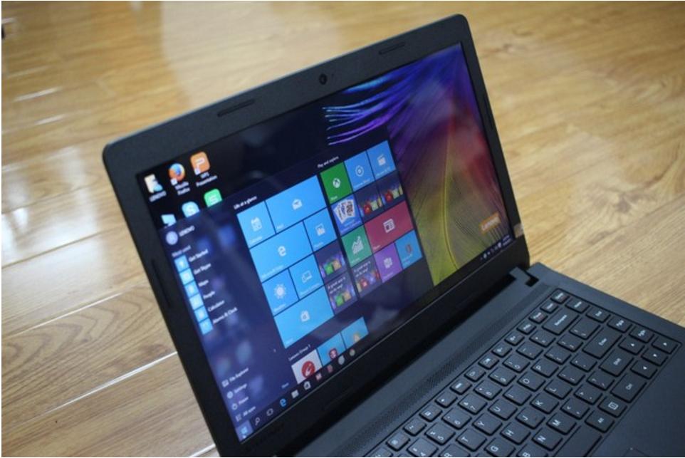 4 điểm nhấn đáng tiền của Lenovo Ideapad 100 N3540 2