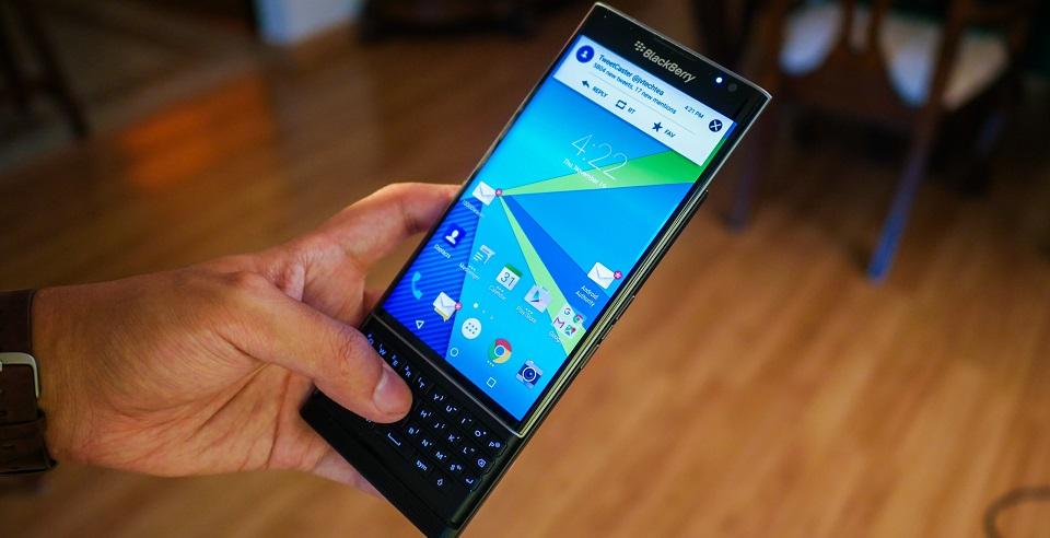 BlackBerry Priv sắp được cập nhật Android 6.0 Marsmallow 1