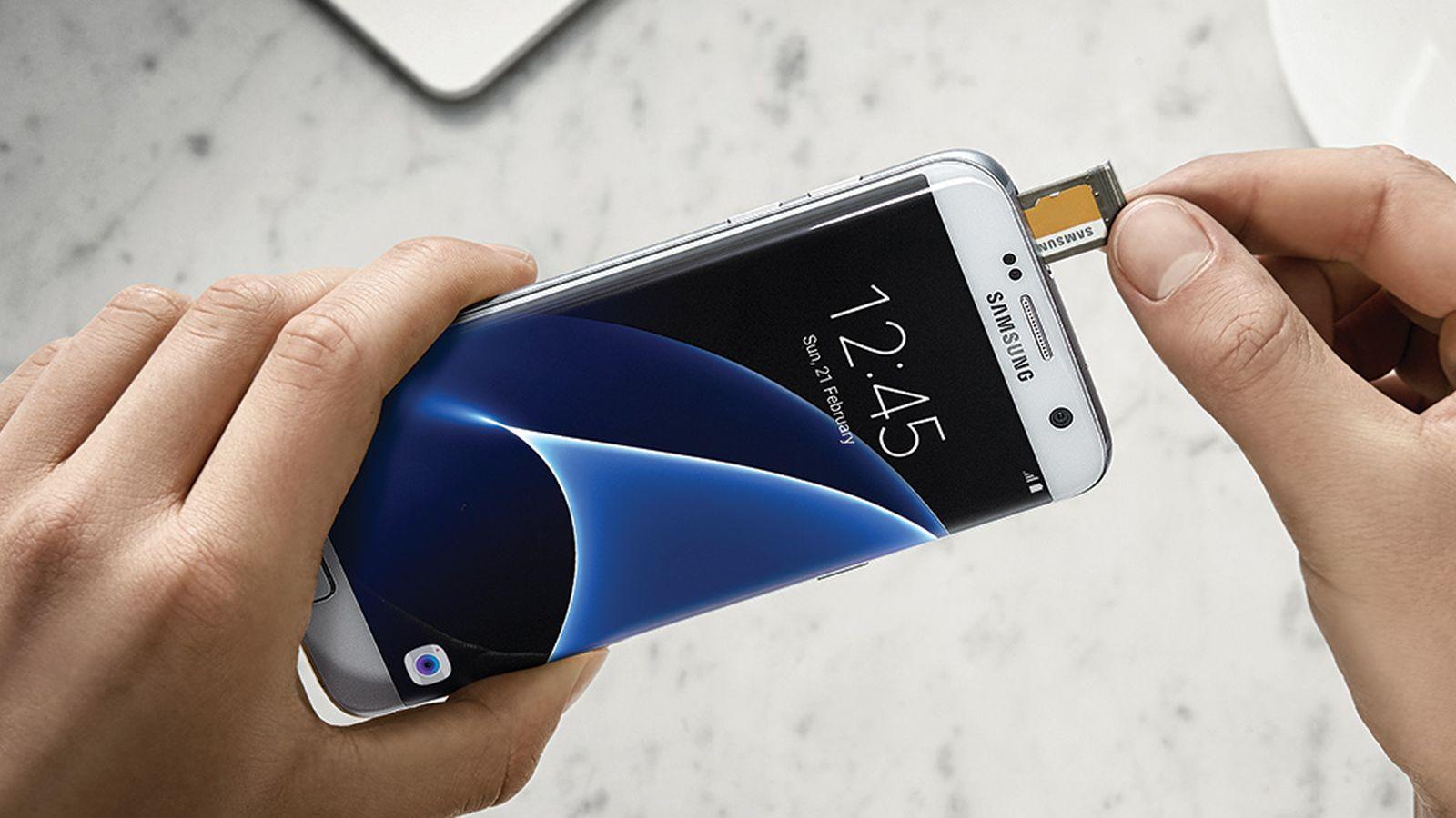 Bộ nhớ 64GB sẽ giúp Galaxy Note 7 đánh bại iPhone 7 7