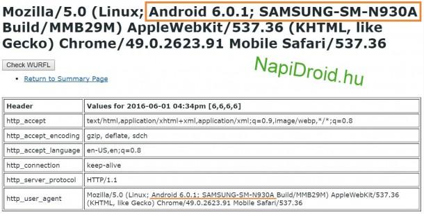 Galaxy Note 7 có thể không được cài đặt sẵn Android N