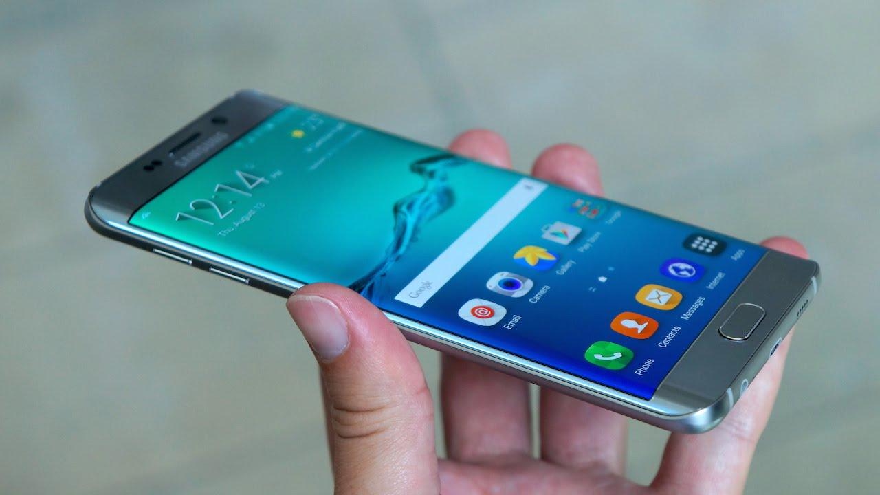 Galaxy S6 edge + xứng đáng là thành tựu lớn nhất năm 2015 của Samsung 5