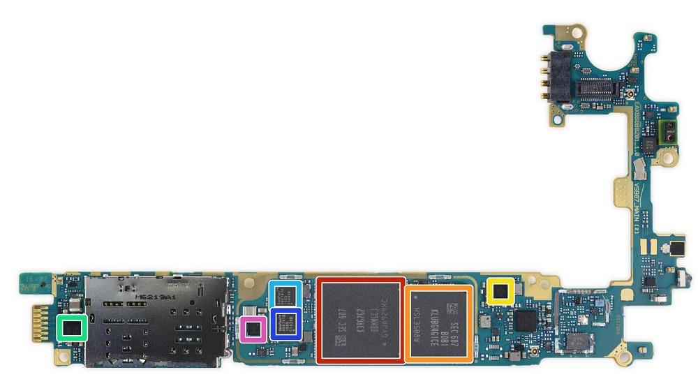 Giải phẫu LG G5 cho thấy thiết kế rất dễ sửa chữa 51