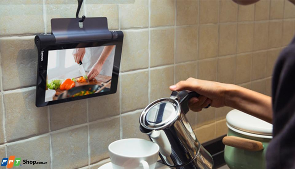 Lenovo Yoga Tab 3 8: độc đáo, tiện dụng và hơn thế nữa 1
