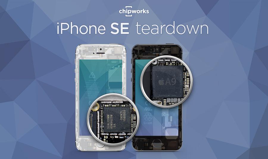 Mổ xẻ iPhone SE cho thấy hầu hết linh kiện của iPhone 6s 38