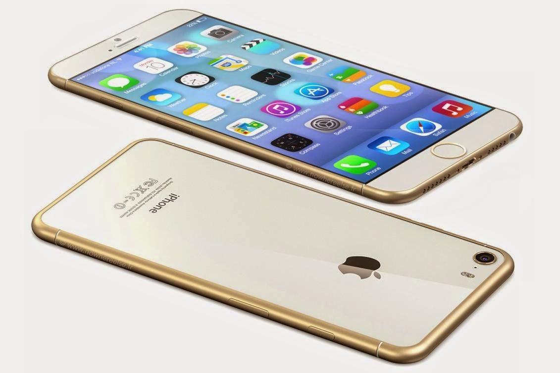 Năm 2017, iPhone sẽ có công nghệ sạc pin không tưởng 1