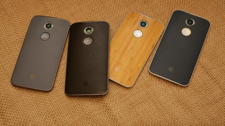 Smartphone 5 inch của Motorola: Moto X3 sắp lộ diện 1