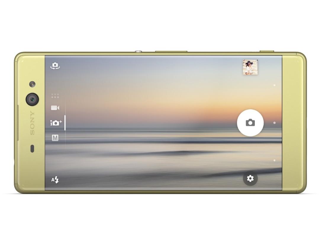 Sony Xperia XA Ultra ra mắt: màn hình lớn 6 inch và camera selfie 16 megapixel 4