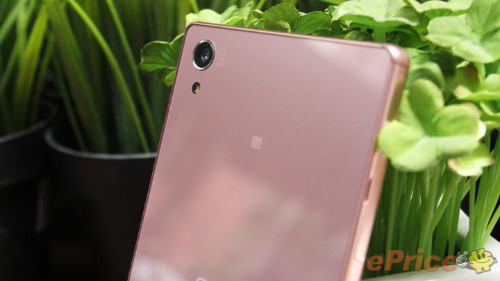 Trên tay Sony Xperia Z5 Premium bản màu hồng sang chảnh 20