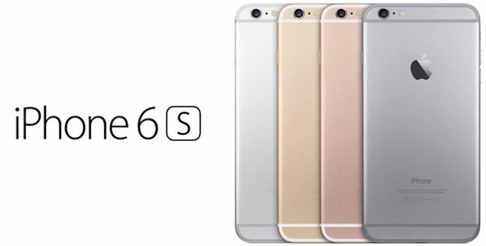 Dự đoán doanh thu iPhone 6s