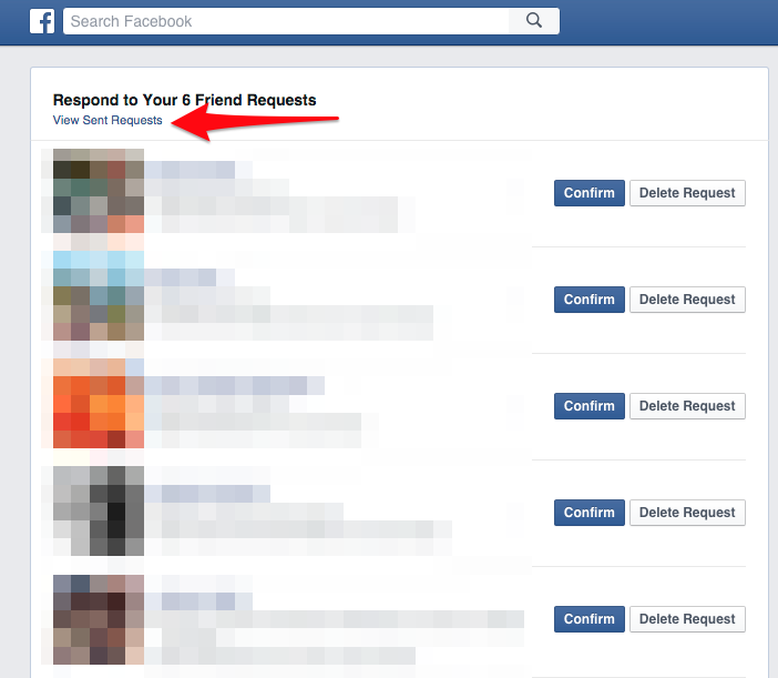Respond to Your... Friend Request