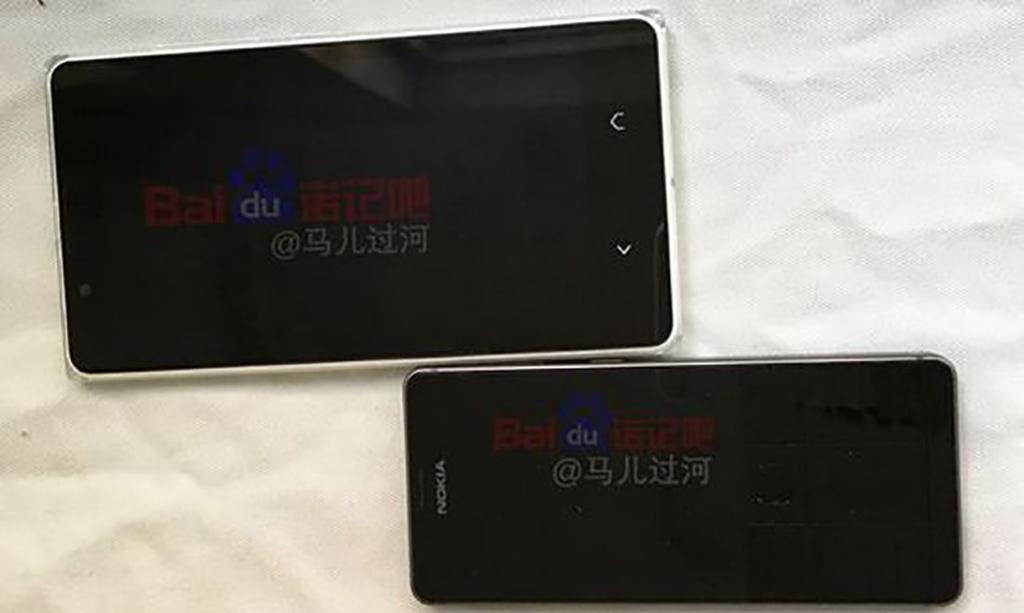 Hình ảnh rò rỉ về thiết kế mới của Nokia