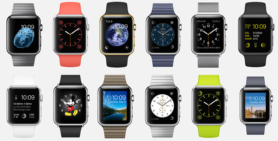 đặt mua apple watch