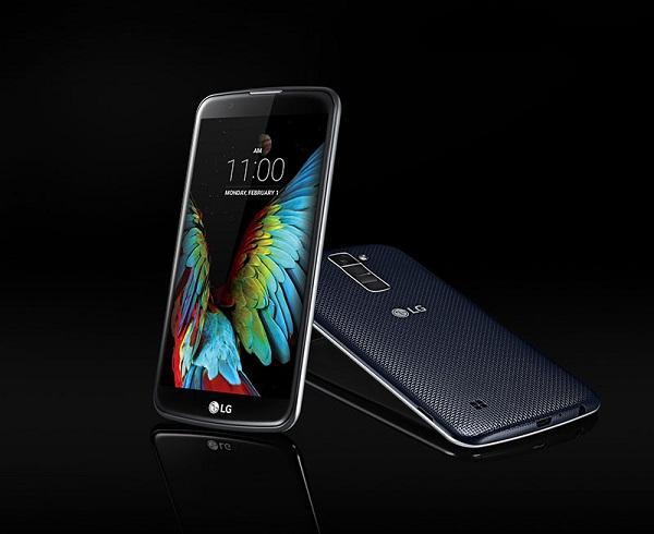 LG K4 gia nhập K-series cùng với K7 và K10