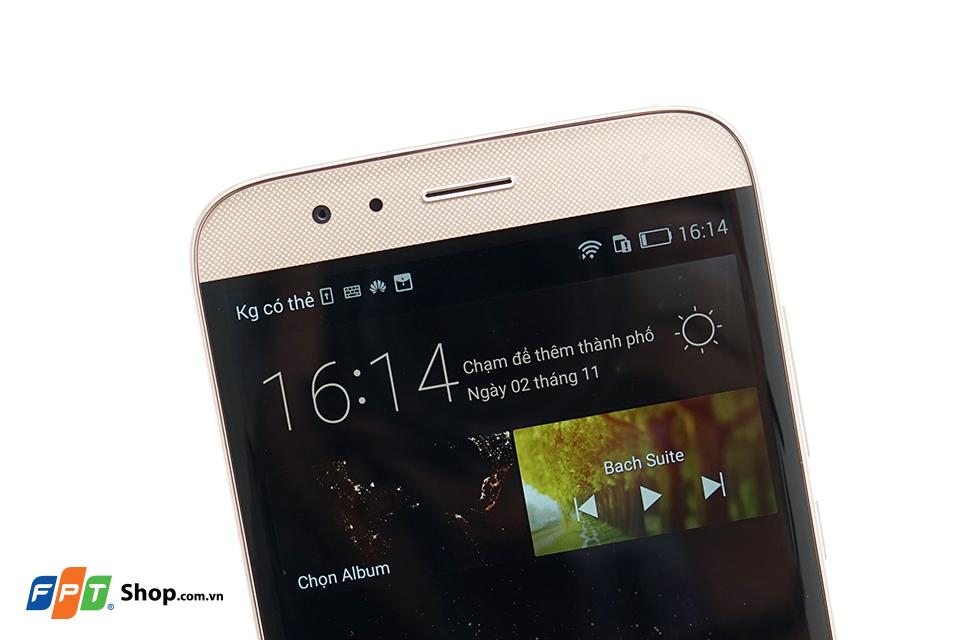 Trên tay Huawei G7 Plus tại FPTShop