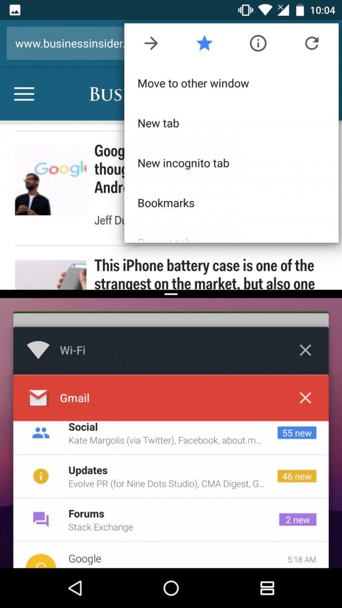 8 tính năng mà Android 7.0 có, còn iPhone thì không 1