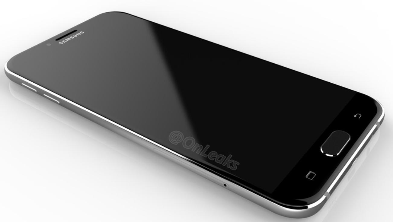 Cấu hình Galaxy A8 (2016) tiếp tục lộ diện trên AnTuTu
