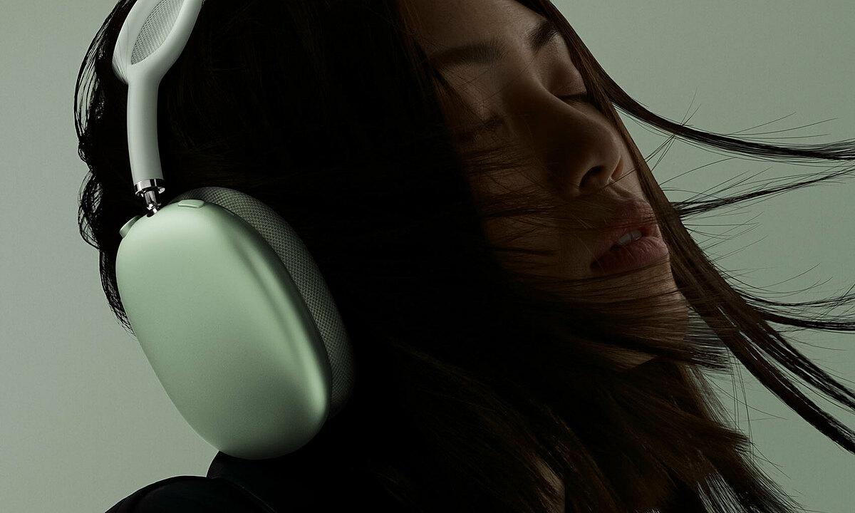 AirPods Max - Âm thanh cao cấp chưa từng có trên AirPods