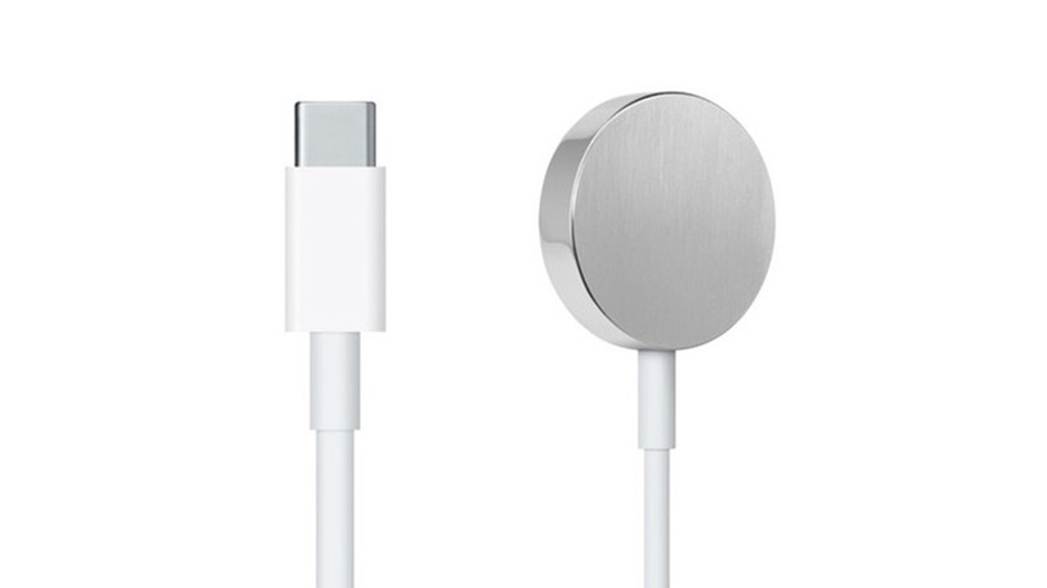 Apple Watch Magnetic Charger to USB-C Cable 1
