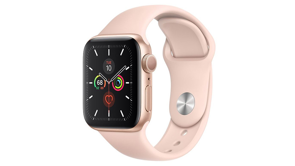 Apple Watch Series 5 GPS 40mm viền nhôm vàng 1