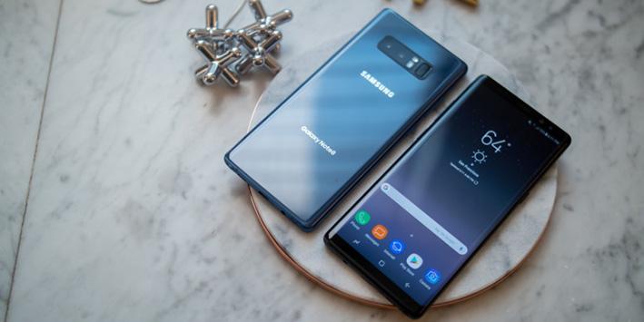 Đánh bại Apple, Samsung bước lên ngôi vương smartphone trong quý 3 64