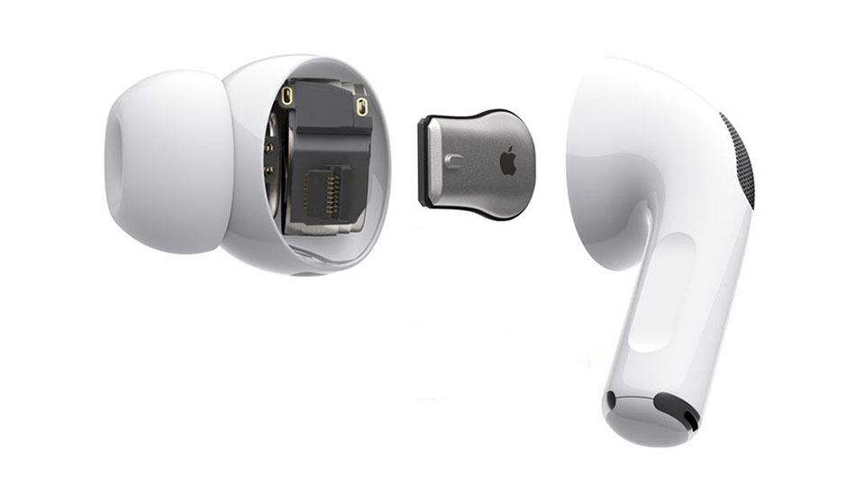 AirPods Pro sở hữu chip H1