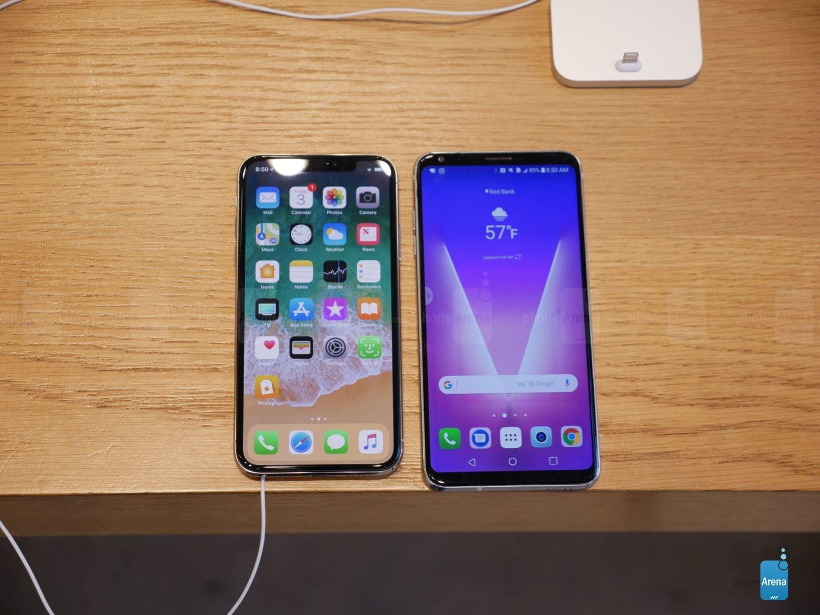 So sánh iPhone X với LG V30: phần thắng nào cho siêu phẩm của LG? 5