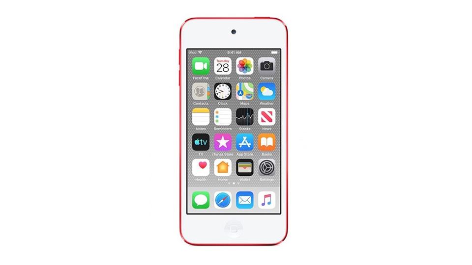 Giữ lại phong cách đặc trưng của iPod touch 1