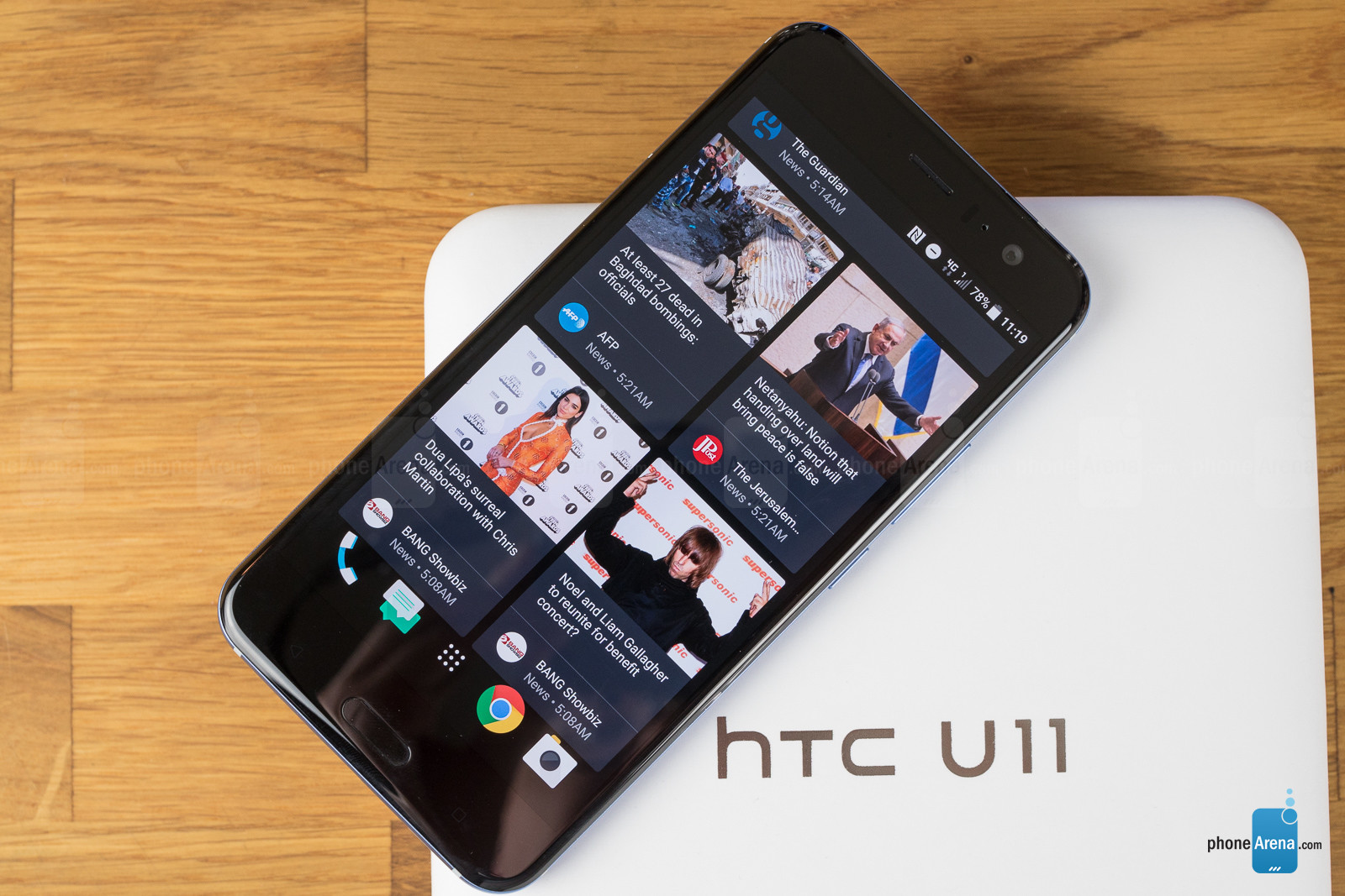 7 smartphone đỉnh cao vẫn sử dụng cảm biến vân tay mặt trước 6
