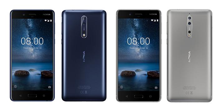 Nokia 8 - đối thủ đáng gờm của iPhone 8 trong năm nay 987