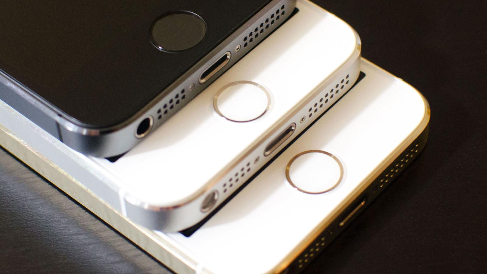 iPhone 5s tiên phong công nghệ vân tay, nhưng iPhone 8 mới là kẻ đột phá 3