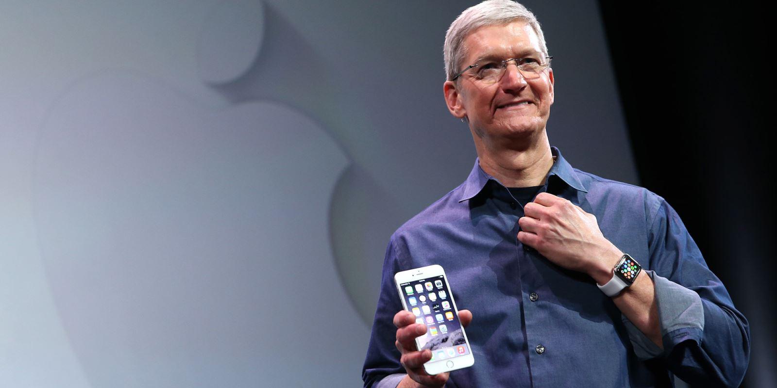 CEO Apple tiết lộ: chiếc iPhone tốt nhất còn chưa ra mắt 2