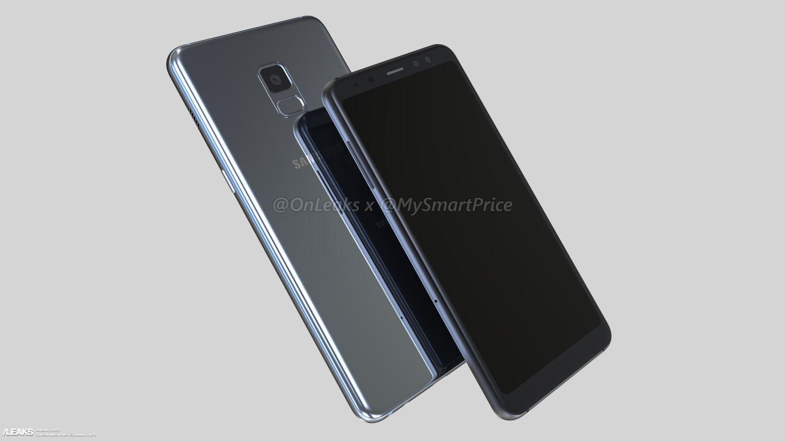 Sau Galaxy A5 (2018), Samsung tiếp tục xác nhận sự tồn tại của Galaxy A7 (2018) 3