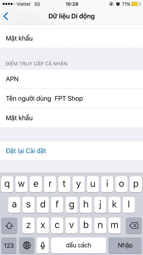 Hướng dẫn phát Wi-Fi từ iPhone chạy iOS 10 6