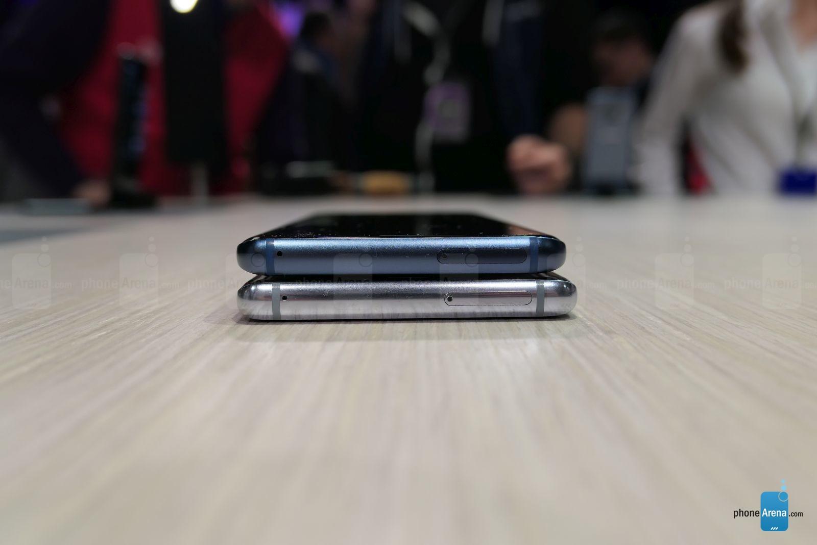 Galaxy S9+ đọ sức Galaxy Note8: khác biệt gì ở siêu phẩm thế hệ mới? 2