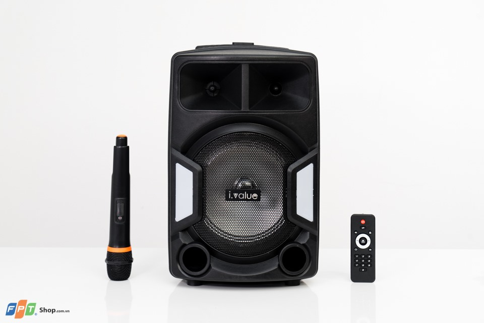 loa Bluetooth Karaoke i.value F38