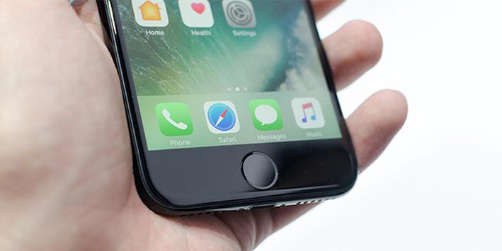 Hình vuông trên nút home iPhone có ý nghĩa gì? 2