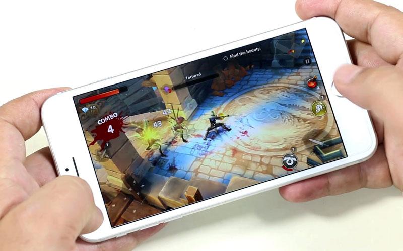 4 smartphone tuyệt vời dành cho người mê game 7