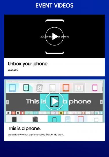 Samsung Unpacked 2017: đếm ngược ngày ra mắt Galaxy S8 2