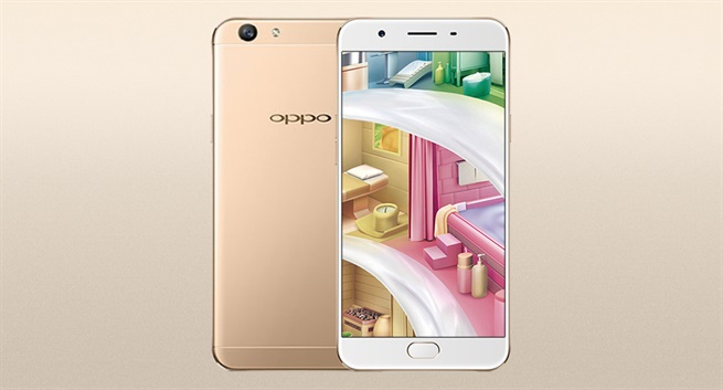 Xuất hiện OPPO A57 – người anh em của OPPO F1s 10