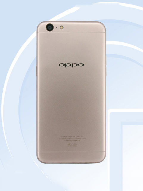 Xuất hiện OPPO A57 – người anh em của OPPO F1s 1