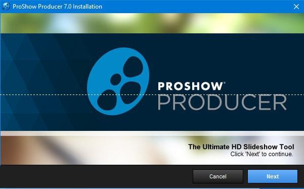 Link tải và hướng dẫn crack Proshow Producer bản mới nhất bằng hình ảnh thành công 100% 1