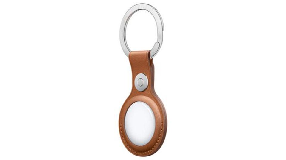 Thiết kế nhỏ gọn của Leather Key Ring 1