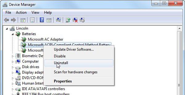 Cách khắc phục lỗi laptop không sạc pin được 4