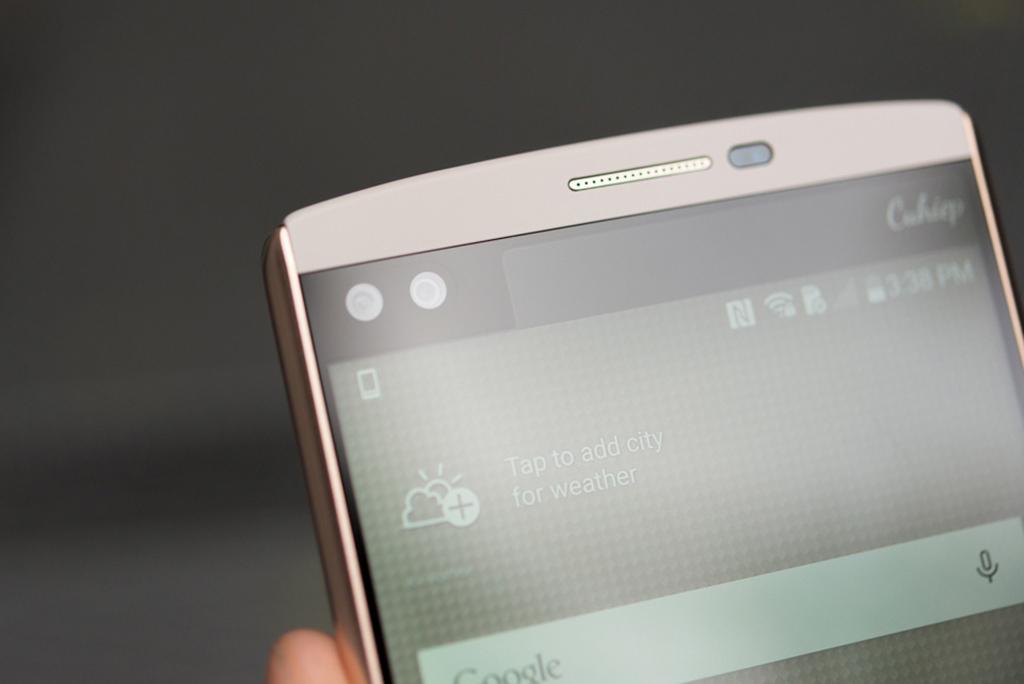 6 bí mật thú vị về LG V10