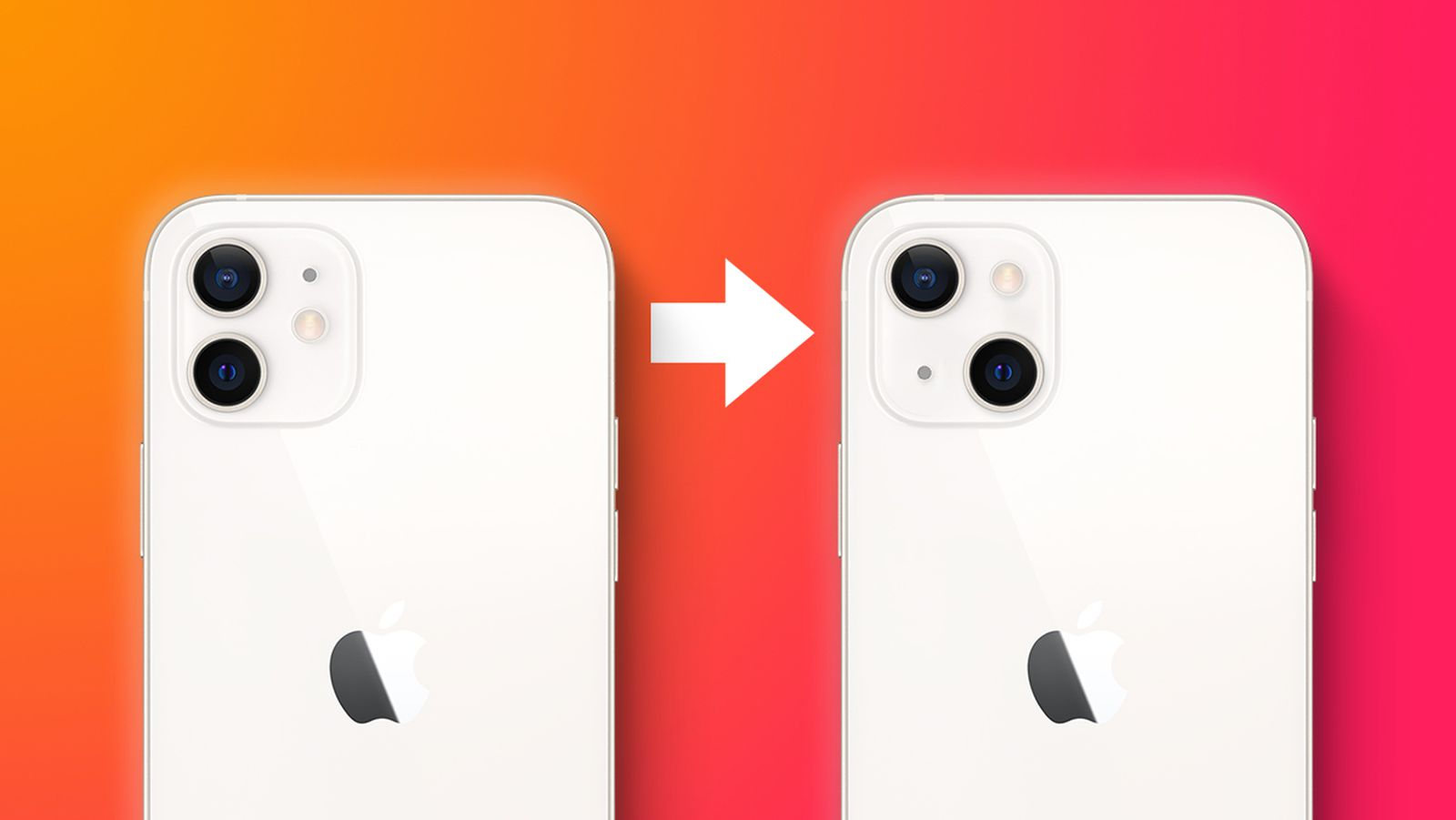 Thiết kế iPhone 13 Mini (ảnh 2)