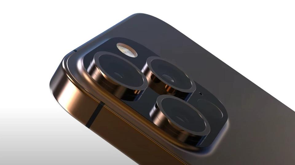 Thiết kế iPhone 13 Pro (ảnh 2)