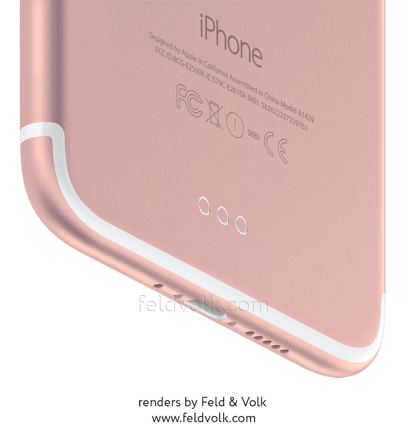Hình ảnh thực tế iPhone 7 Plus