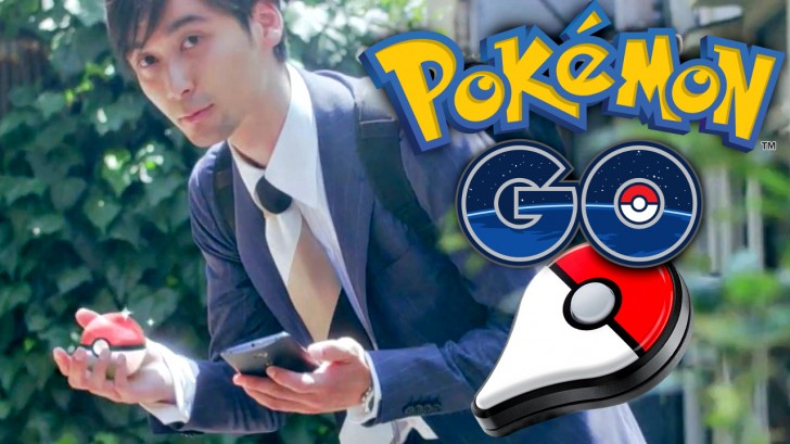 Pokemon Go - Tựa game siêu hot